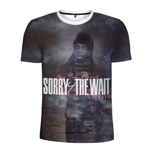 Мужская футболка 3D спортивная  Фото 01, Lil Wayne 6