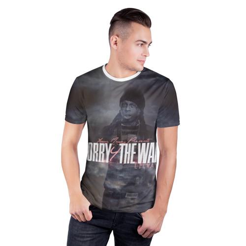 Мужская футболка 3D спортивная  Фото 03, Lil Wayne 6