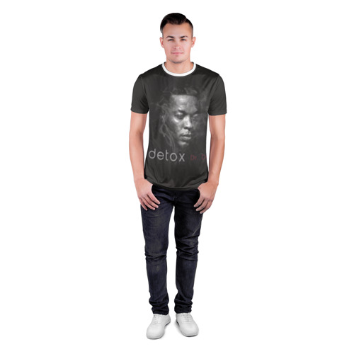 Мужская футболка 3D спортивная  Фото 04, Dr.Dre
