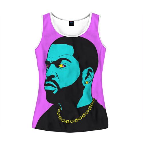 Женская майка 3D Ice Cube 3 Фото 01