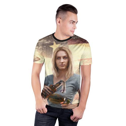 Мужская футболка 3D спортивная  Фото 03, Фар Край 5