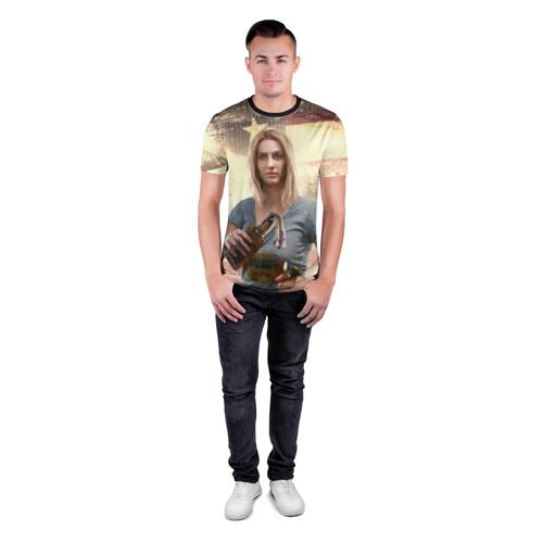 Мужская футболка 3D спортивная  Фото 04, Фар Край 5