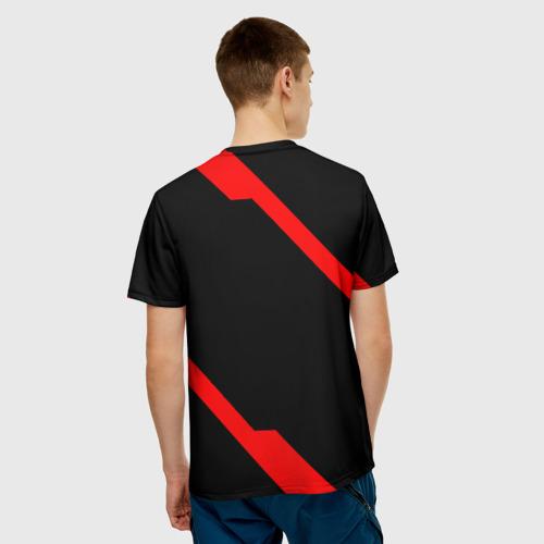 Мужская футболка 3D  Фото 02, Я Авапер!