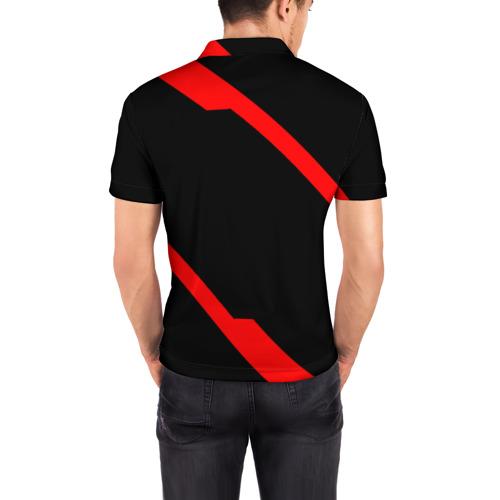 Мужская рубашка поло 3D  Фото 04, Я Авапер!