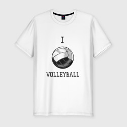 My volleyball