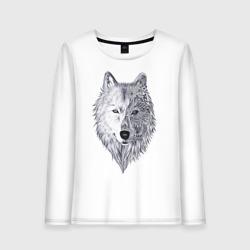 Рисованный волк