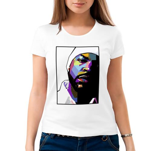Женская футболка хлопок  Фото 03, Ice Cube