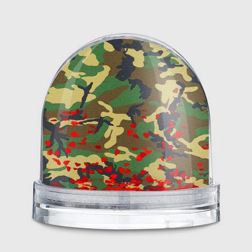 Водяной шар  Фото 02, Танкист (Т-90)