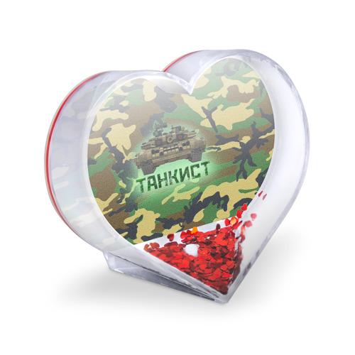 Сувенир Сердце  Фото 03, Танкист (Т-90)