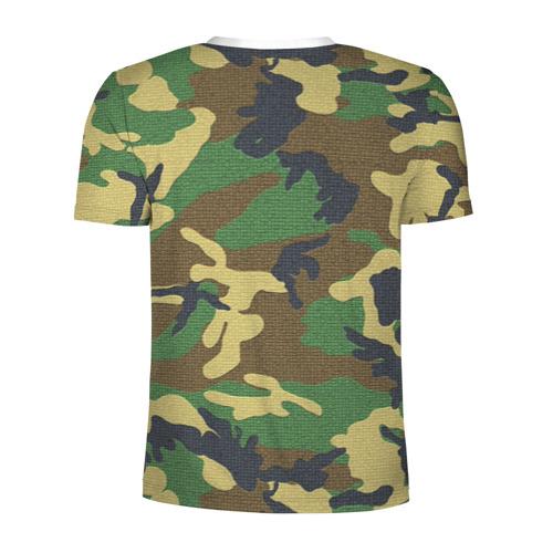 Мужская футболка 3D спортивная  Фото 02, Танкист (Т-90)