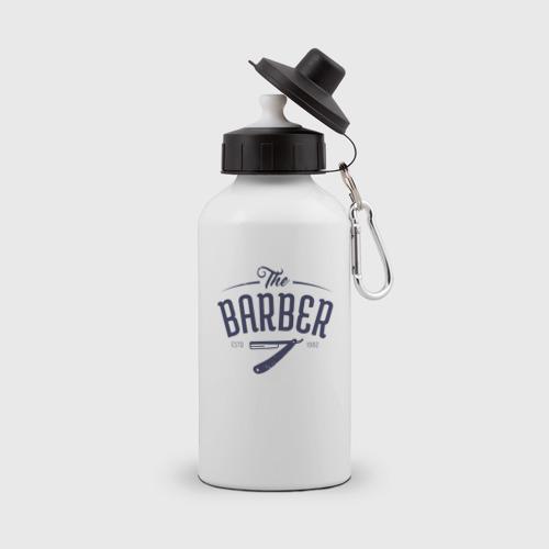 Бутылка спортивная The Barber
