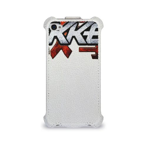 Чехол для Apple iPhone 4/4S flip  Фото 01, Tekken