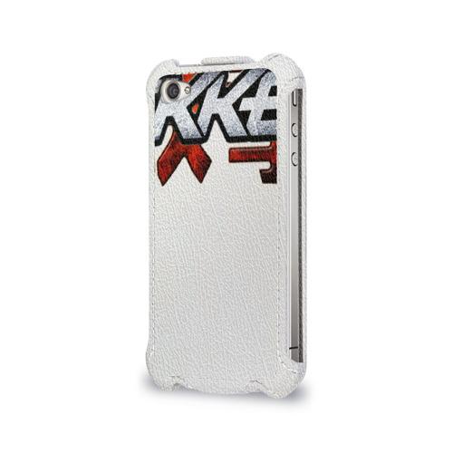 Чехол для Apple iPhone 4/4S flip  Фото 03, Tekken