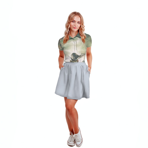 Женская рубашка поло 3D LineAge II 3 Фото 01