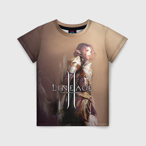 Детская футболка 3D LineAge II 4 Фото 01