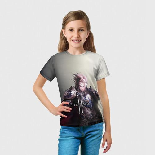 Детская футболка 3D LineAge II 7 Фото 01