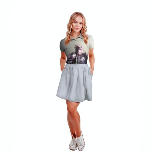 Женская рубашка поло 3D LineAge II 7 Фото 01