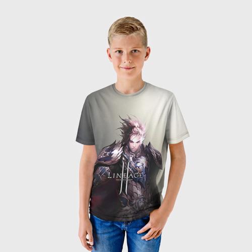 Детская футболка 3D  Фото 01, LineAge II 7