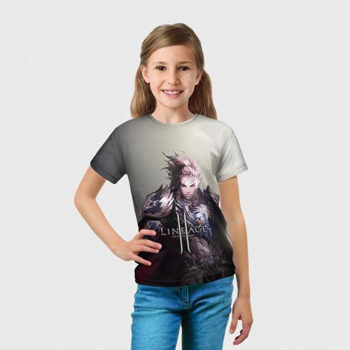 Детская футболка 3D  Фото 03, LineAge II 7