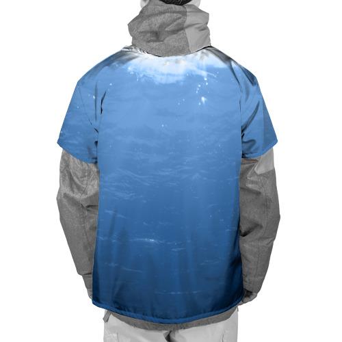 Накидка на куртку 3D БЧ-1 Штурманская боевая часть Фото 01