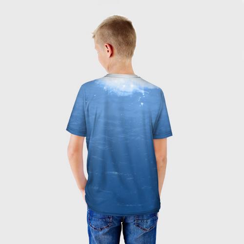 Детская футболка 3D  Фото 02, БЧ-3 Минно-торпедная
