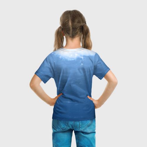 Детская футболка 3D  Фото 04, БЧ-3 Минно-торпедная