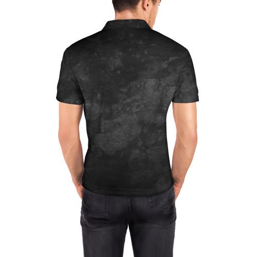 Мужская рубашка поло 3D  Фото 04, Его величество Виталий