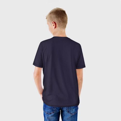 Детская футболка 3D  Фото 02, Clash of clans 2