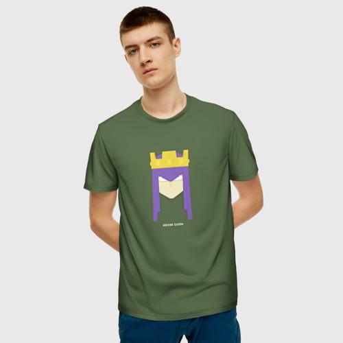Мужская футболка 3D Clash of clans 5 Фото 01