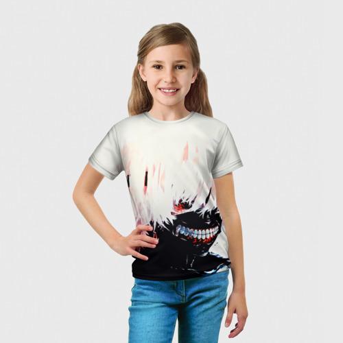Детская футболка 3D  Фото 03, tokyo ghoul