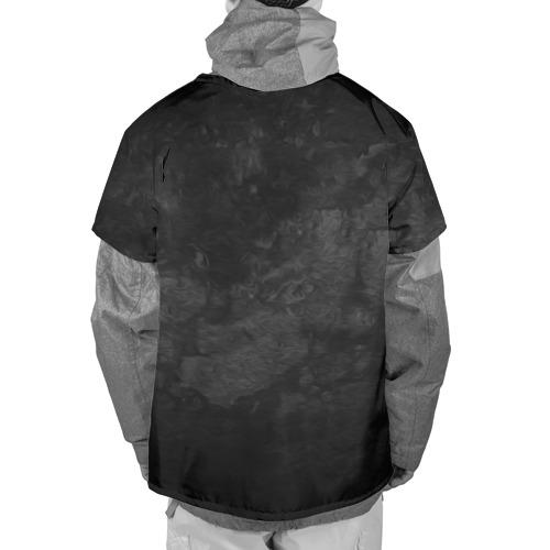 Накидка на куртку 3D  Фото 02, Его величество Максим