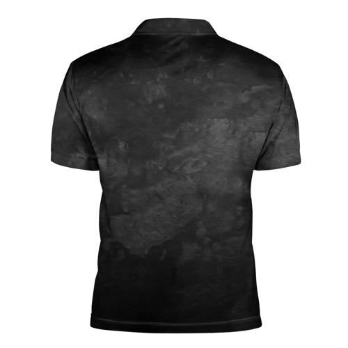 Мужская рубашка поло 3D  Фото 02, Его величество Максим