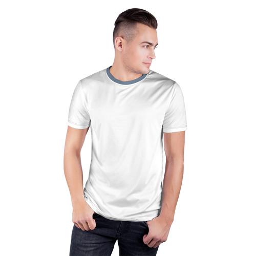 Мужская футболка 3D спортивная  Фото 03, Паблик Энеми