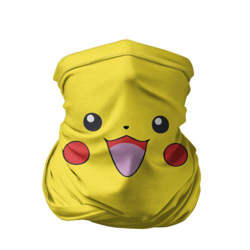 Бандана-труба 3D  Фото 01, Pikachu