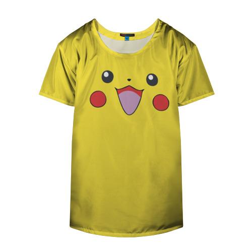 Накидка на куртку 3D  Фото 04, Pikachu