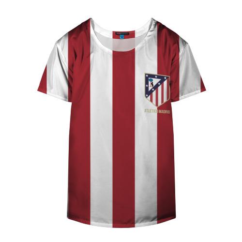 Накидка на куртку 3D Атлетико Мадрид Фото 01