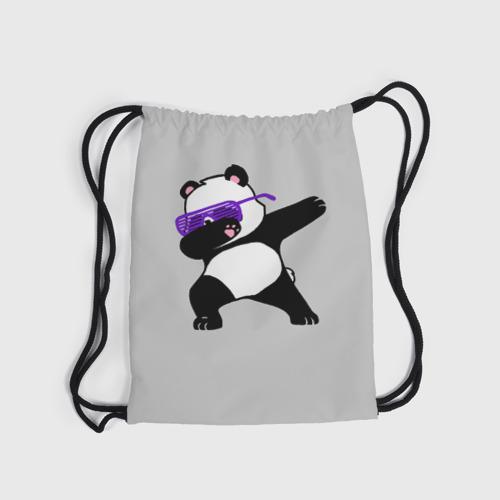 Рюкзак-мешок 3D  Фото 04, Panda
