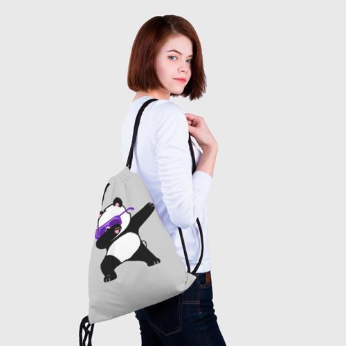 Рюкзак-мешок 3D  Фото 02, Panda