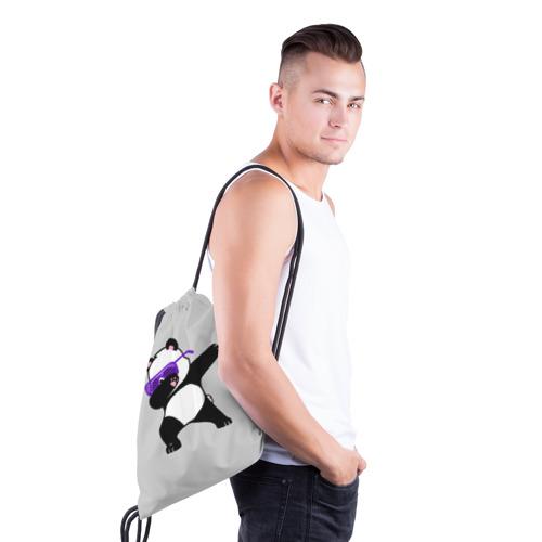Рюкзак-мешок 3D  Фото 03, Panda