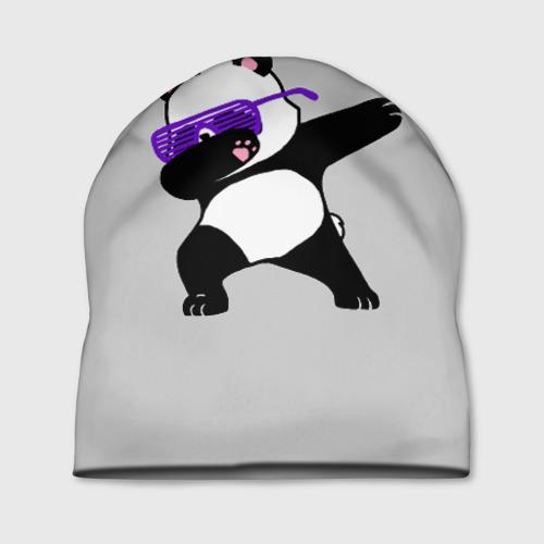 Шапка 3D  Фото 01, Panda