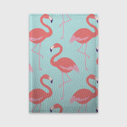 Flamingos pattern