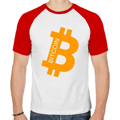 Мужская футболка реглан  Фото 01, Криптовалюта