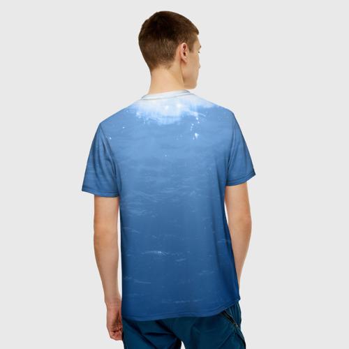 Мужская футболка 3D  Фото 02, БЧ-6 Авиационная