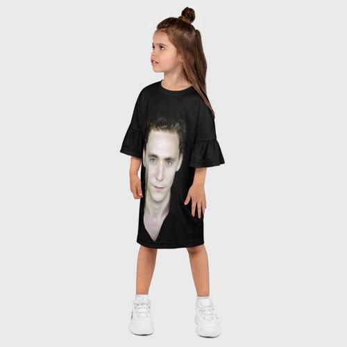 Детское платье 3D  Фото 03, Том Хиддлстон