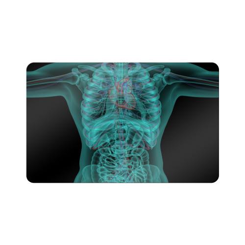 Магнит виниловый Visa  Фото 01, рентген человека