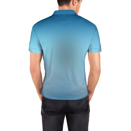 Мужская рубашка поло 3D  Фото 04, 100 Floors
