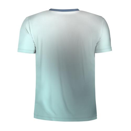 Мужская футболка 3D спортивная  Фото 02, Sword