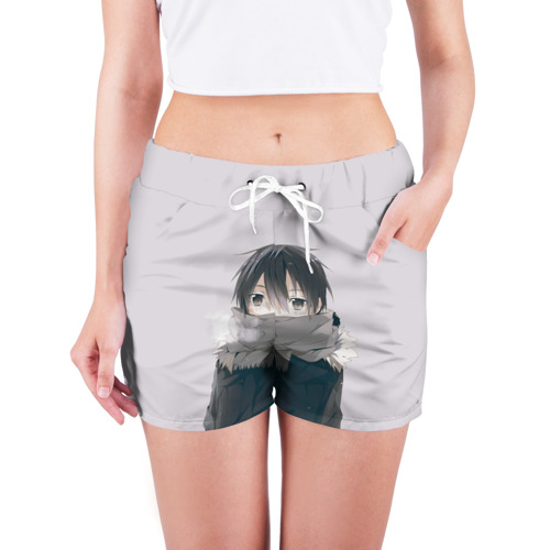 Женские шорты 3D  Фото 03, Winter
