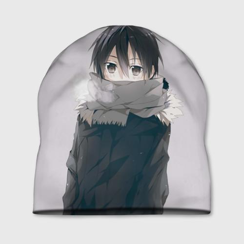 Шапка 3D Winter