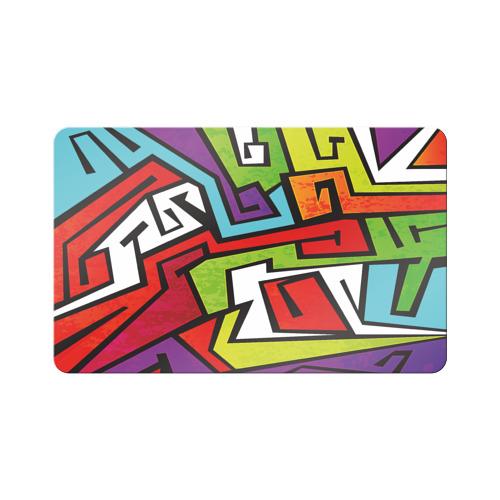 Цветные граффити